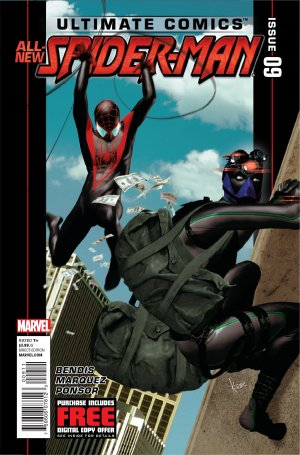 Ultimate Comics - Spider-Man # 9