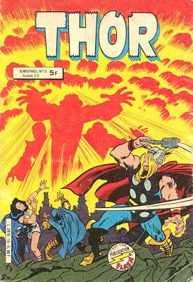 Thor édition Kiosque (1977 - 1983)