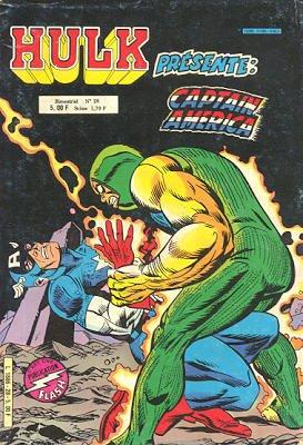 Hulk édition Kiosque Arédit V1 (1976 - 1983)