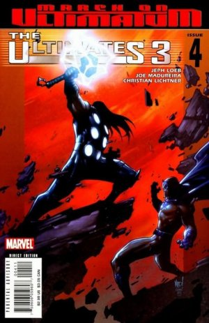 The Ultimates 3 # 4 Issues V1 (2008)