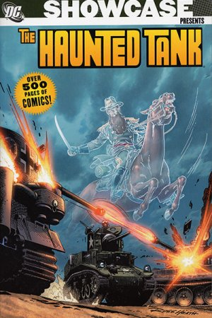 Showcase Presents - The Haunted Tank édition Intégrale