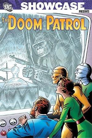 The Doom Patrol édition Intégrale - Showcase