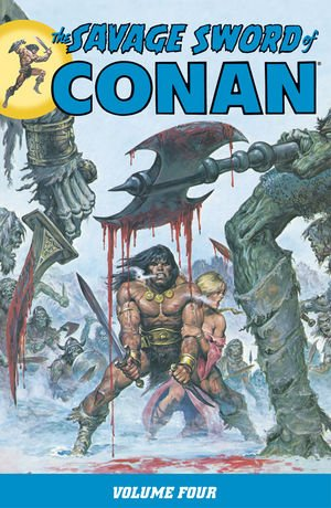 The Savage Sword of Conan édition Intégrale (2007 - 2016)