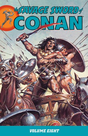 The Savage Sword of Conan # 8 Intégrale (2007 - 2016)