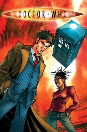 Doctor Who édition TPB softcover (souple) - Issues V2