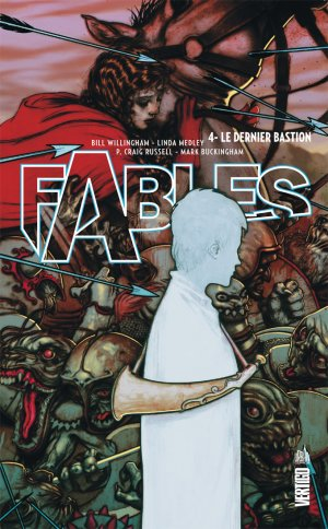 Fables - The last castle # 4 TPB hardcover (cartonnée) (2012 - 2016)