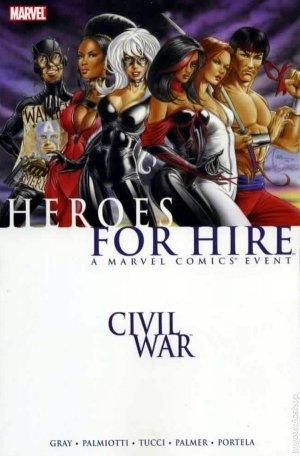 Civil war - Heroes for hire édition TPB Souple