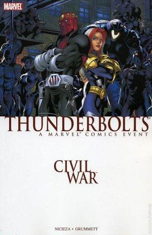 Civil war - Thunderbolts édition TPB Souple