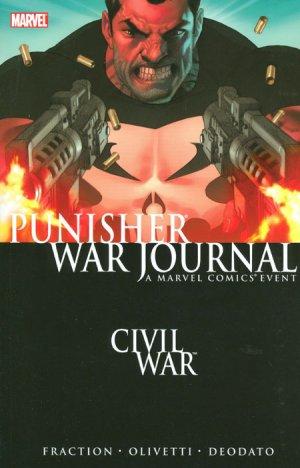 Punisher War Journal édition TPB souple