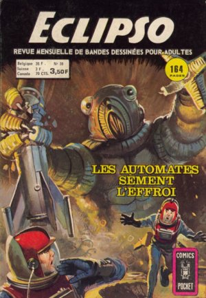 Eclipso édition Kiosque (1968 - 1983)