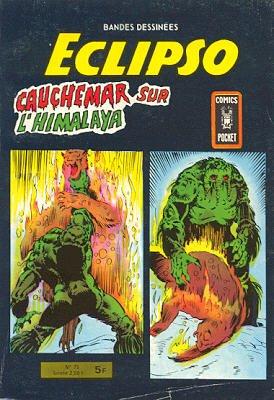 Strange Tales # 73 Kiosque (1968 - 1983)