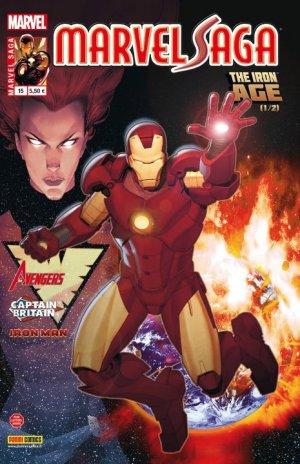 Marvel Saga #15