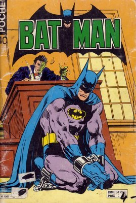 Batman Poche 40 - Nuit d effroi a Baja