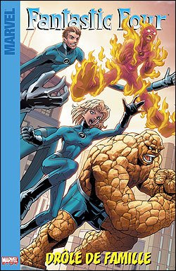 Fantastic Four édition TPB softover (souple) - Marvel Kids (2005 - 2006)