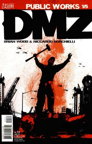 DMZ # 13 Issues (2006 - 2011)