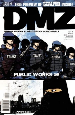 DMZ # 14 Issues (2006 - 2011)