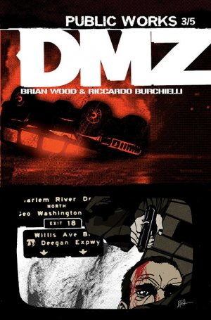 DMZ # 15 Issues (2006 - 2011)