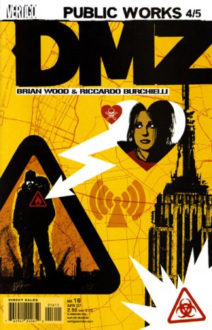 DMZ # 16 Issues (2006 - 2011)