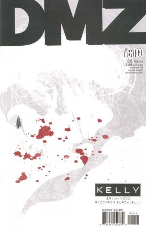 DMZ # 26 Issues (2006 - 2011)