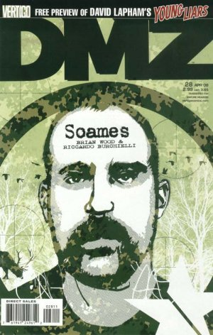 DMZ # 28 Issues (2006 - 2011)
