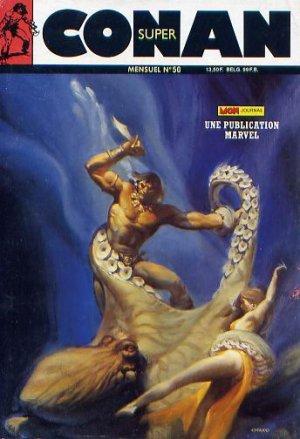 Super Conan édition Kiosque (1985 - 1990)