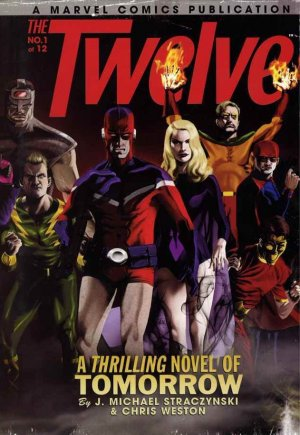 The Twelve # 1 Issues