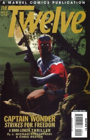 The Twelve # 2 Issues