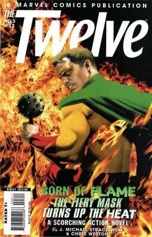 The Twelve # 3 Issues