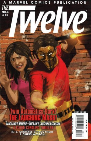 The Twelve # 4 Issues