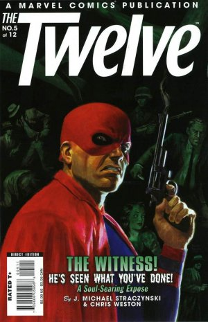 The Twelve # 5 Issues