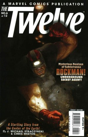 The Twelve # 6 Issues