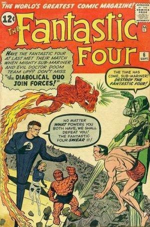 Fantastic Four T.6
