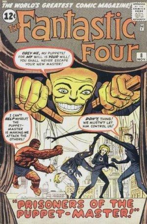 Fantastic Four T.8