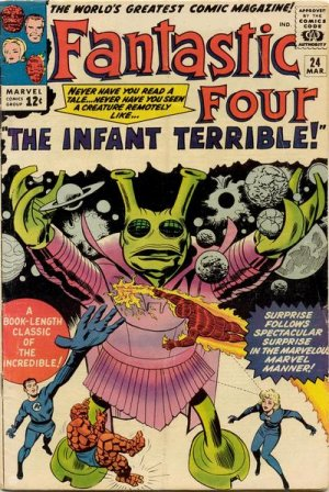 Fantastic Four # 24 Issues V1 (1961 - 1996)