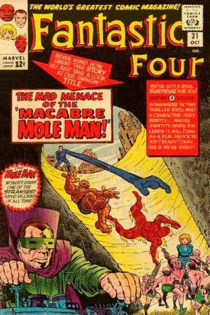 Fantastic Four # 31 Issues V1 (1961 - 1996)
