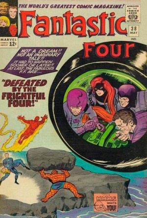 Fantastic Four # 38 Issues V1 (1961 - 1996)