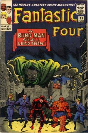 Fantastic Four # 39 Issues V1 (1961 - 1996)
