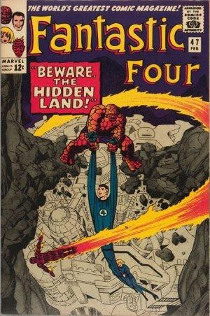 Fantastic Four # 47 Issues V1 (1961 - 1996)