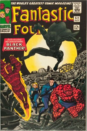 Fantastic Four # 52 Issues V1 (1961 - 1996)