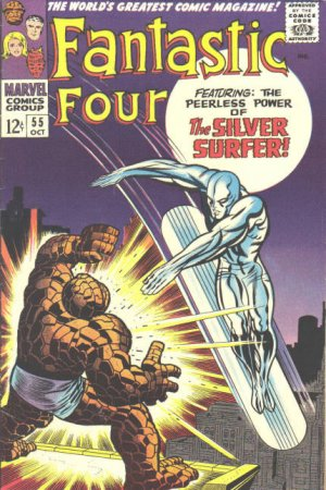 Fantastic Four # 55 Issues V1 (1961 - 1996)