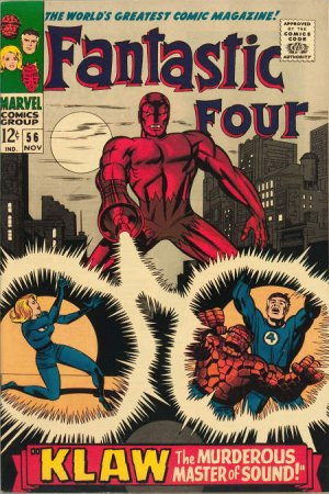 Fantastic Four # 56 Issues V1 (1961 - 1996)