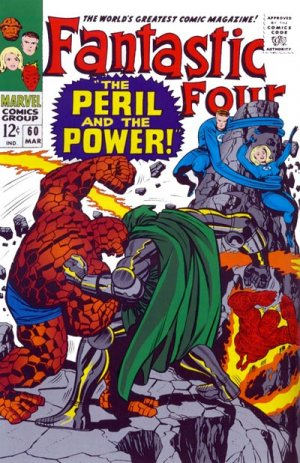 Fantastic Four # 60 Issues V1 (1961 - 1996)