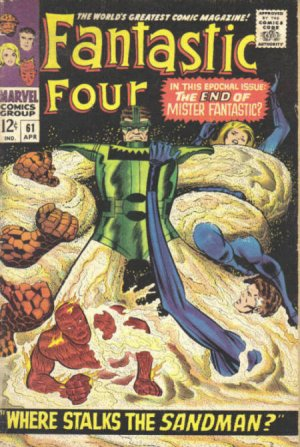 Fantastic Four # 61 Issues V1 (1961 - 1996)