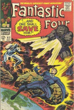 Fantastic Four # 62 Issues V1 (1961 - 1996)
