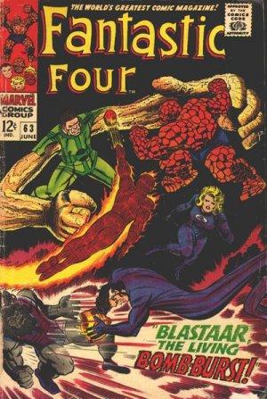 Fantastic Four # 63 Issues V1 (1961 - 1996)