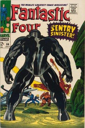 Fantastic Four # 64 Issues V1 (1961 - 1996)