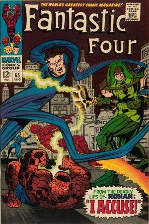 Fantastic Four # 65 Issues V1 (1961 - 1996)