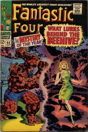Fantastic Four # 66 Issues V1 (1961 - 1996)