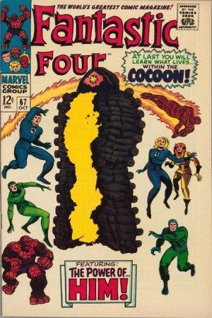 Fantastic Four # 67 Issues V1 (1961 - 1996)