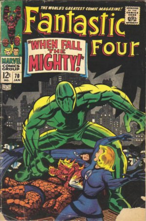 Fantastic Four # 70 Issues V1 (1961 - 1996)